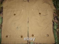 Wwii Army Air Forces Khaki Flight Suit Sz 38 $145.00