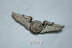 Wwii U. S. Army Air Corps Air Crew Wing British Made