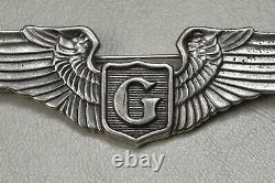 Wwii U. S. Army Air Corps Glider Wing Juarez Pattern