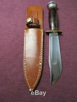 Wwii Ww2 Case Army Air Corp Aac Fighting Knife Excellent Condition